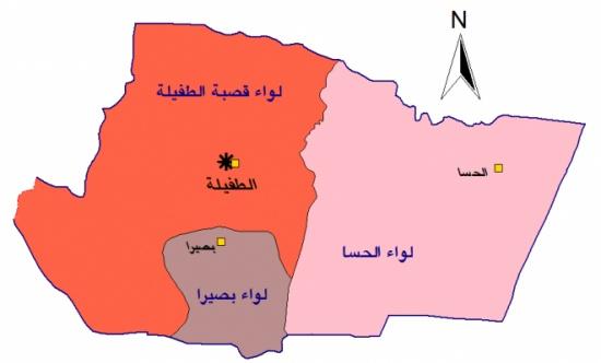 3 قوائم انتخابية في دائرة الطفيلة