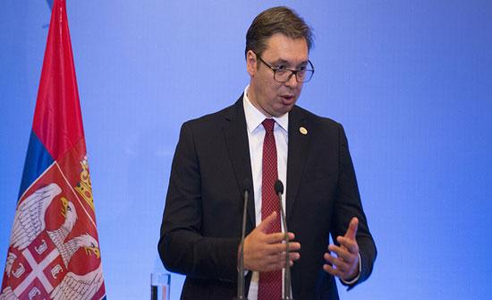 رئيس صربيا: لن ننسى عدوان الناتو أبدا