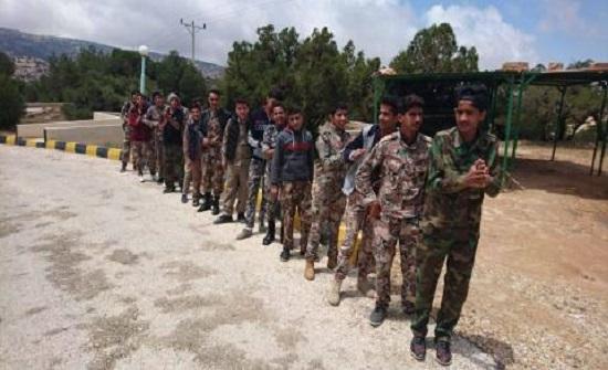 بدء فعاليات معسكرات الحسين في البترا