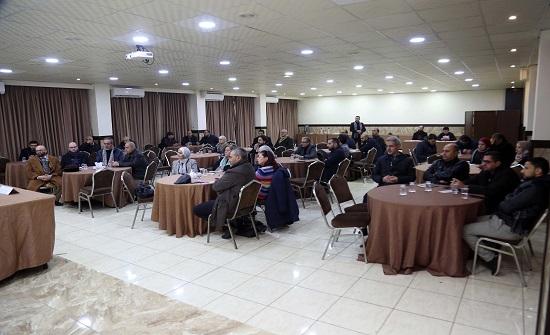 """""""رام"""" المهندسين يعقد ورشة عن منح المؤسسة الاردنية لتطوير المشاريع الاقتصادية - ور"""