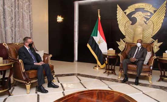 البرهان: السودان يدعم الحل التفاوضي لأزمة سد النهضة