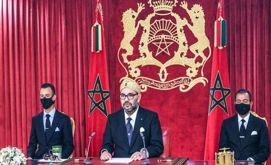 العاهل المغربي لوغتيريش: تحملنا مسؤولياتنا في حقنا المشروع