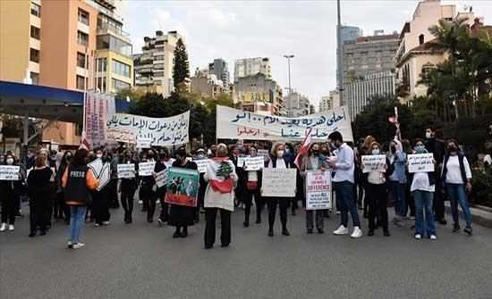 إضراب عمالي احتجاجا على تردي الأوضاع الاقتصادية في لبنان .. بالفيديو