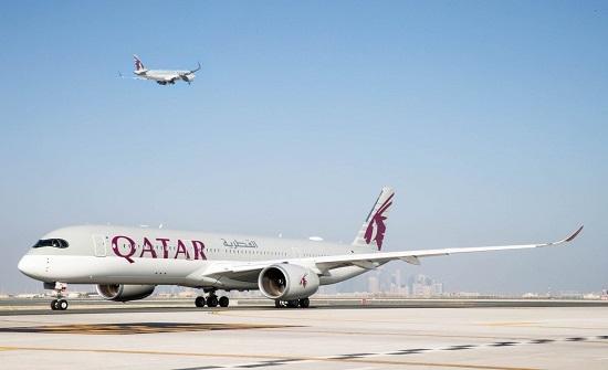 قطر : عودة حركة الطيران الى عمان مشروط بموافقة الأردن