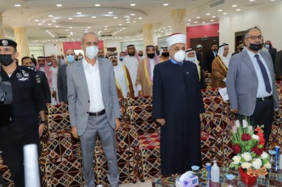 وزير الأوقاف يرعى حفل تخريج أوائل المراكز الصيفية في عمان الثالثة