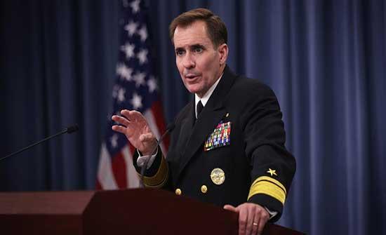 البنتاغون يوضح حول القوات الامريكية في العراق وافغانستان