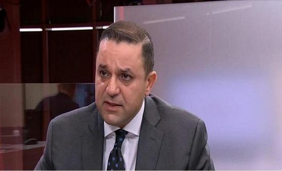 وزير المالية: ضريبة المبيعات تشكل نصف الإيرادات المحلية