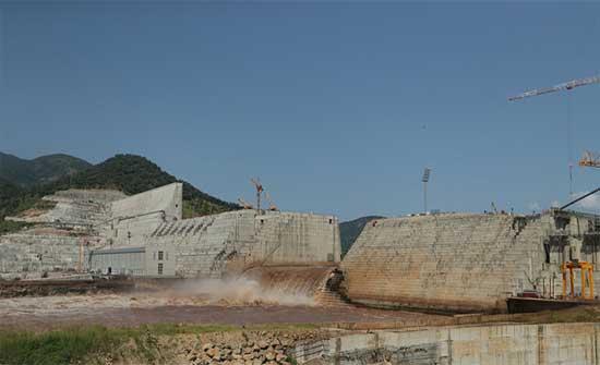 مصر توجه رسالة لإثيوبيا بشأن الحرب من أجل المياه
