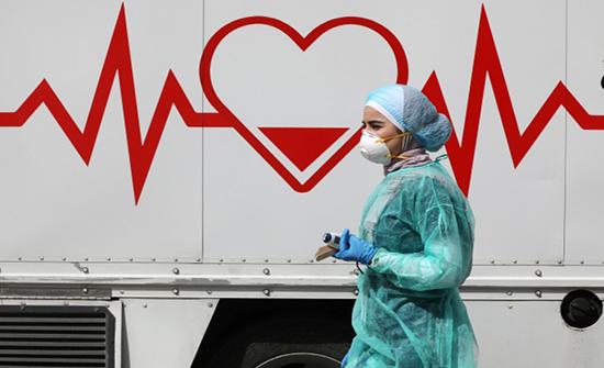 4586 اصابة جديدة بفيروس كورونا في الاردن
