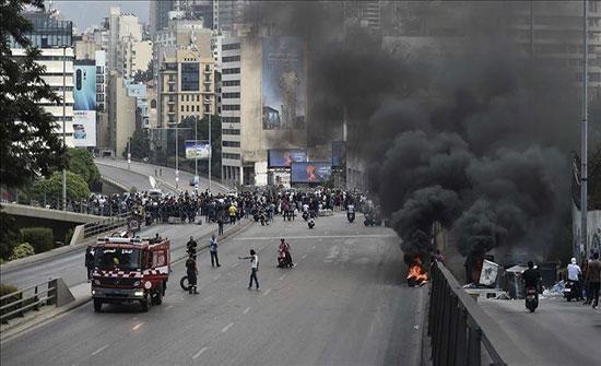 """""""اثنين السيارات"""" في لبنان.. بوادر أزمة وقود وجرس إنذار اقتصادي"""