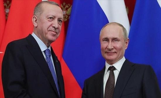لافروف: لقاء بوتين- أردوغان سيبحث التطورات في إدلب