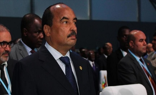 """موريتانيا: حبس الرئيس السابق مسألة """"قضائية"""" لا سياسية"""