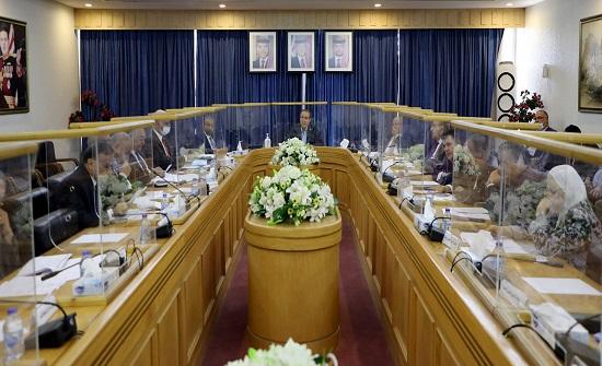 قانونية الأعيان توافق على مشروع قانون النزاهة ومكافحة الفساد