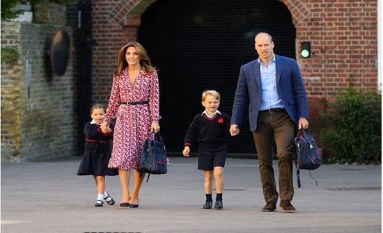 فيروس كورونا يقترب من العائلة المالكة في بريطانيا
