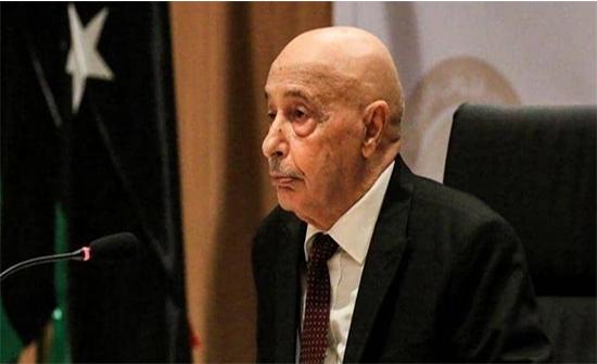 عقيلة صالح يجري مباحثات في موسكو بشأن تطورات الأزمة الليبية