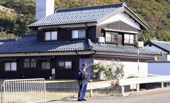اليابان : سبعينية تقتل زوجها ووالديه