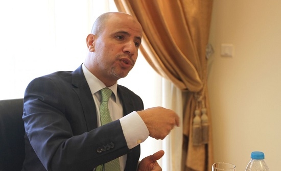 تعيين شرحبيل ماضي نائباً لرئيس مجلس مفوّضي سلطة منطقة العقبة
