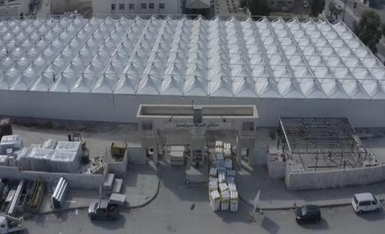 عبيدات : تكلفة المستشفيات الميدانية الثلاث  16 مليون دينار اردني