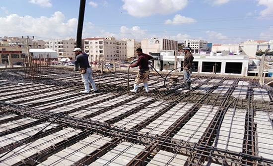 غوشة: خطاب الحكومة لم يتطرق لقطاع الانشاءات والاسكان