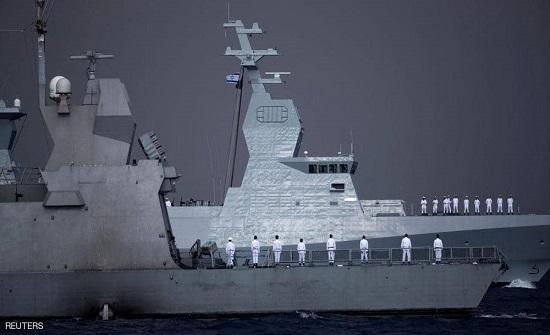 إسرائيل تعزز أسطولها البحري بأكثر السفن الحربية تطورا