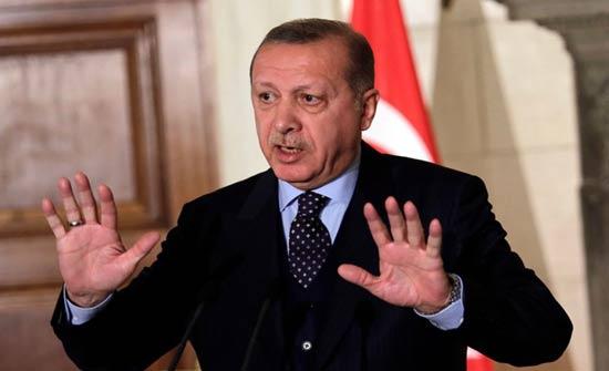 أردوغان: عملية عفرين ستتواصل تمهيدا لإعادة اللاجئين