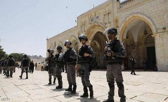"""الأردن يطالب إسرائيل بـ""""وقف انتهاكاتها واستفزازاتها"""""""