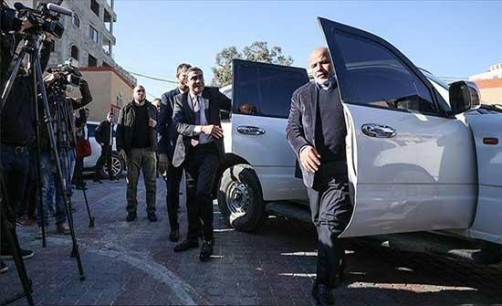 وفد مصري يصل غزة الجمعة لبحث تثبيت التهدئة