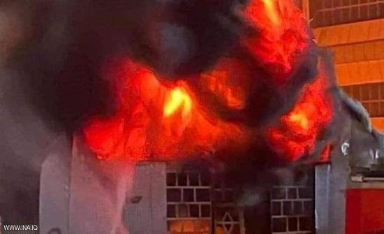 العراق.. ارتفاع حصيلة ضحايا حريق مستشفى كورونا