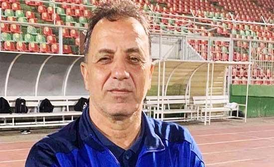 العراقي جبار حميد يباشر عمله مدربا للجليل