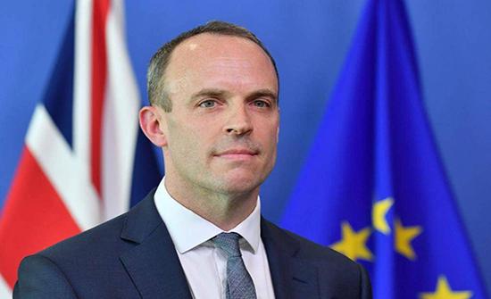 وزير الخارجية البريطاني: الحكومة تتخذ الخطوات الصحيحة لتخفيف قيود الإغلاق