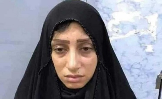 توجيه تهمة القتل العمد لعراقية رمت طفليها في النهر- (فيديو)