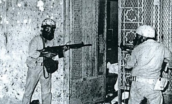 مشاهد غير مسبوقة لحادثة احتلال الحرم المكي قبل 40 عاما