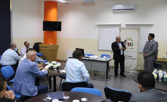 """برامج تدريبية نوعية لأعضاء الهيئة التدريسية في """"عمان العربية"""""""
