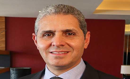 إنتركونتيننتال يعين أردنيا مديرا لإدارة المبيعات والتسويق