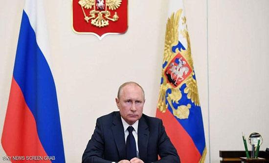 بوتين يفكر في فترة رئاسية جديدة