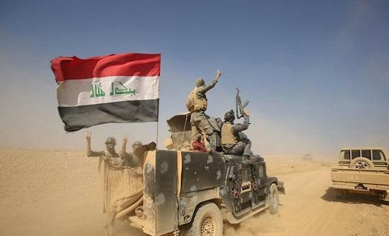 """الجيش العراقي يبدأ """"تطهير"""" صحراء شمال غربي البلاد من """"داعش"""""""
