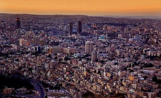 10 مليون و554 ألف نسمة سكان الأردن برأس السنة