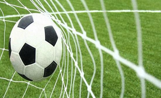 فوز فريق دير ابي سعيد على جفين بمباريات البطولة الرمضانية لكرة القدم