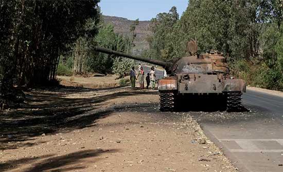 تحذير دولي من تجدد الصراع في تيغراي بقيادة الأمهرة والجيش الإريتري