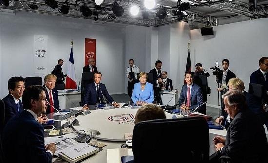 مجموعة السبع تؤكد التزامها بتخفيف أعباء ديون الدول الفقيرة