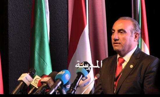 الشواربة يشيد بالإجراءات التنظيمية بمعرض عمان للكتاب