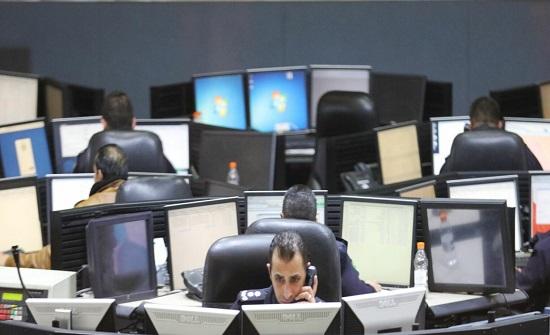 """"""" القيادة والسيطرة """"  يتلقى 27 ألف إتصال خلال الحظر"""