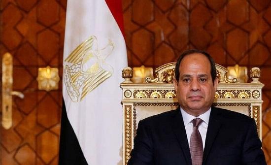 الرئيس المصري يصادق على تعديلات تضع قيودا على ترشح ضباط الجيش السابقين للانتخابات