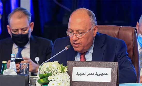وزير خارجية مصر عن سد النهضة: الأمر داخل مجلس الأمن معقد