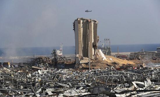 اليونيفيل: نشر قوات في بيروت لمعالجة تداعيات الانفجار