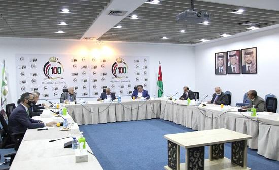 مجلس أمناء جائزة الملك عبدالله الثاني للإبداع يعقد جلسة ناقشت مقترحات عناوين الدورة الحادية عشر