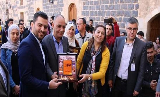 """انطلاق فعاليات مبادرة """"كتابنا حضارتنا"""" في إربد"""