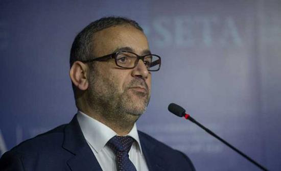 المجلس الأعلى للدولة في ليبيا يعيد انتخاب خالد المشري رئيسا