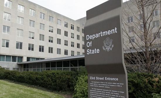أمريكا ترحب باستئناف الأردن رحلاته التجارية مع سوريا
