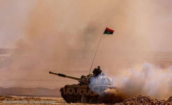 """غليان في الجنوب الليبي.. إعلان """"رمال زلاف"""" منطقة عسكرية"""